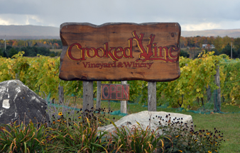 Crooked Vine Vineyard and Winery
