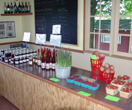 Lehman's Orchard Winery