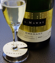 L.Mawby sparkling wines