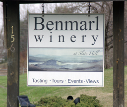 Benmarl Winery at Slate Hill Vineyards