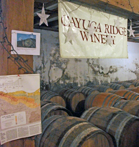 Cayuga Ridge Estate Winery