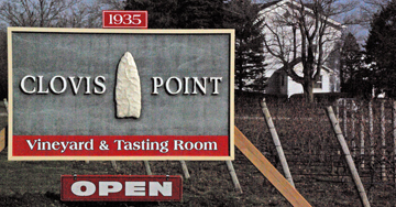 Clovis Point Vineyard and Winery