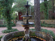 Country Squire fountain