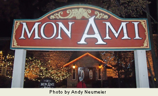 Mon Ami Restaurant and Historic Winery