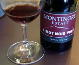 Montinore Estate wine