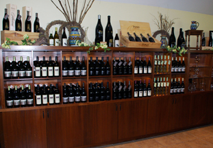 Ponzi Vineyards Tasting Room