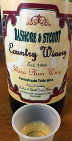Bashore and Stoudt Country Winery