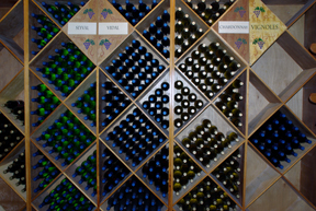 wine at Mount Hope Wine Gallery