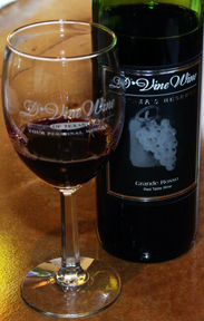 D'ivine Wine, Grapevine