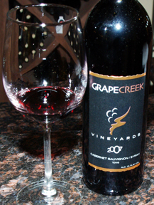 Grape Creek Vineyards
