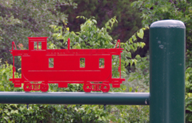 Red Caboose Winery