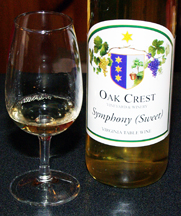 Oak Crest Winery and Vineyard