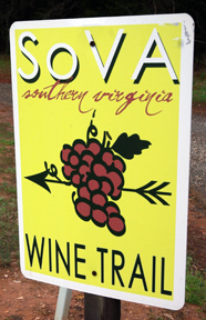 SoVA, Southern Virginia Wine Trail