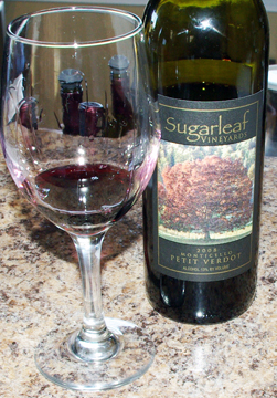 Sugarleaf Vineyards