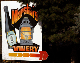 Marshal's Winery