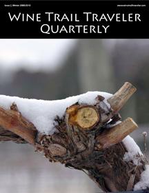 Wine Trail Traveler Quarterly Winter 09/10